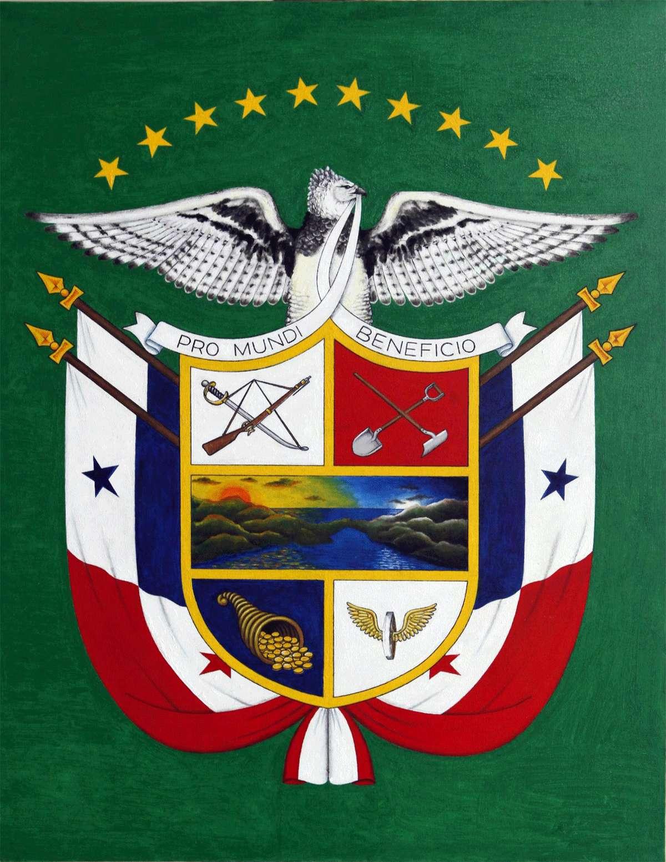 Escudo Nacional De Panama Historia Descripcion Y Su