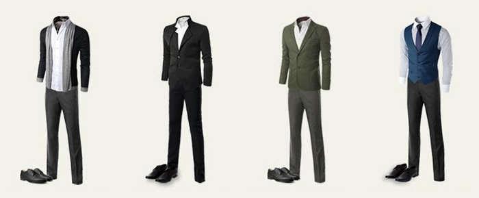 0ebf5c9bd Looks - vestuario de hombre para el trabajo