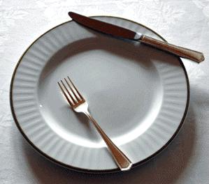 Estilo de comer americano protocolo etiqueta for A comer en frances