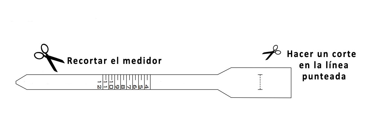 Resultado de imagen para medidas de anillos