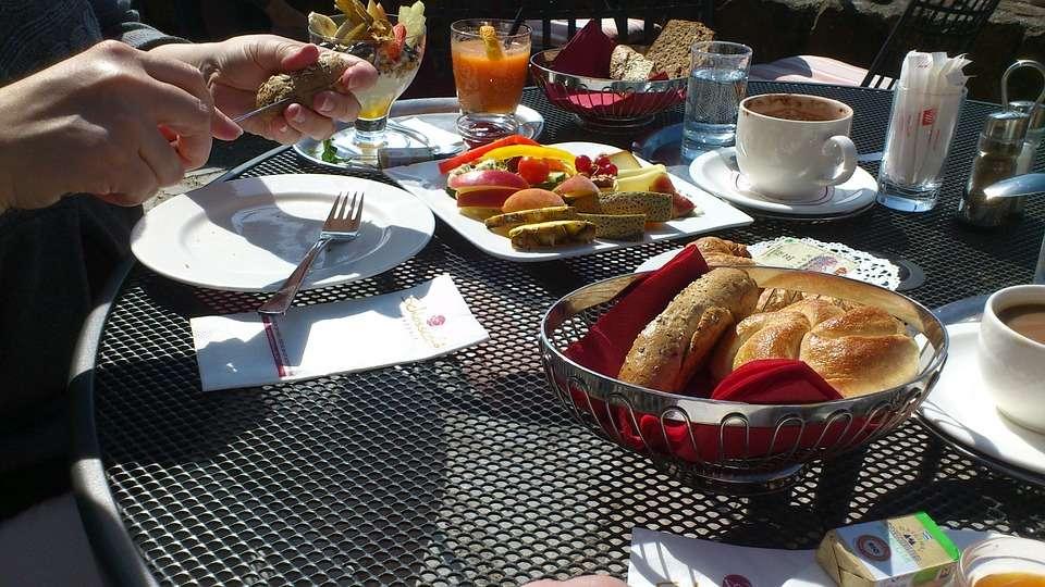 El desayuno de los campeones - 1 7