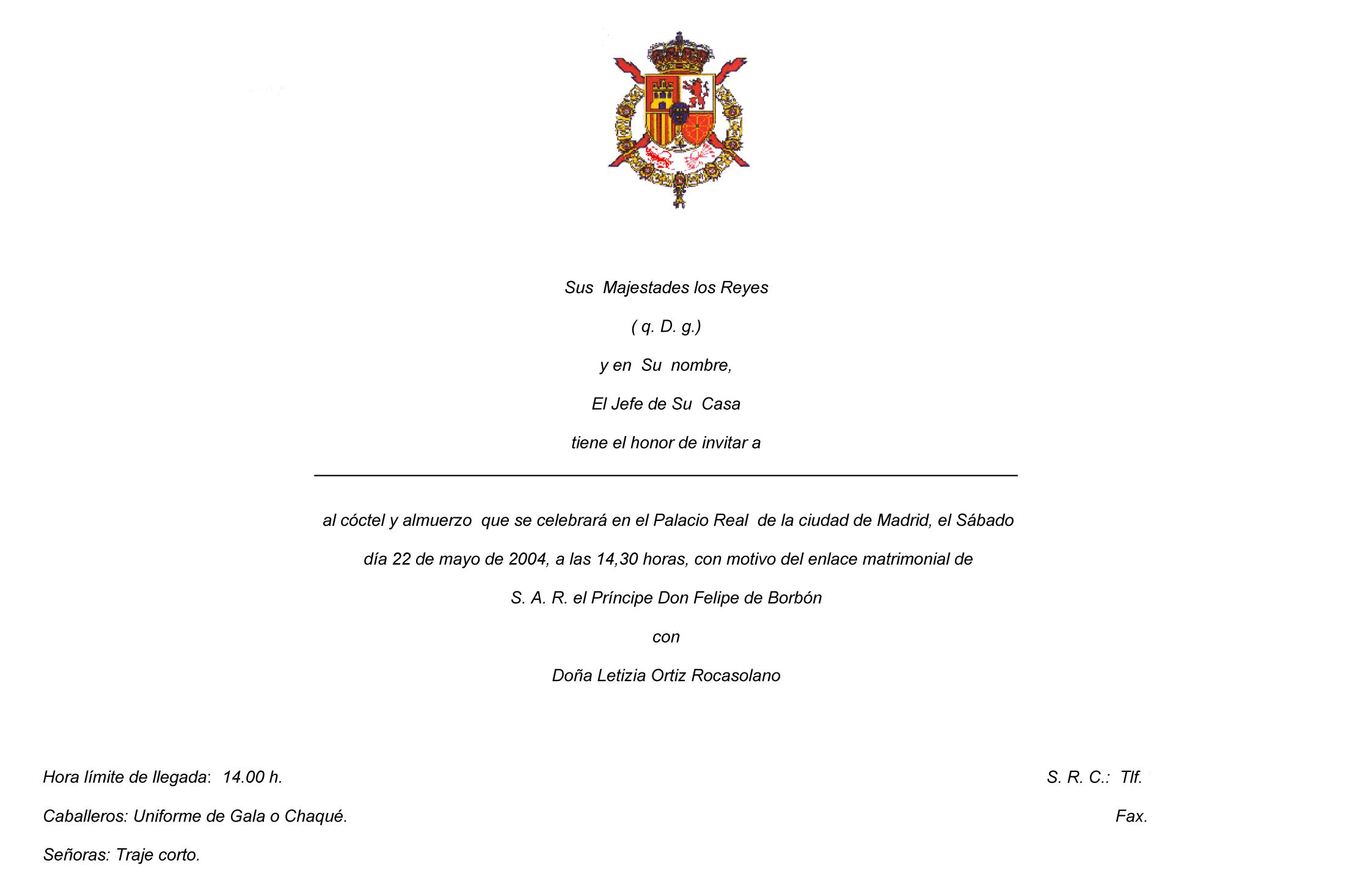 invitacion para asistir:
