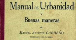 Manual de Carreño, un manual que sigue vigente.