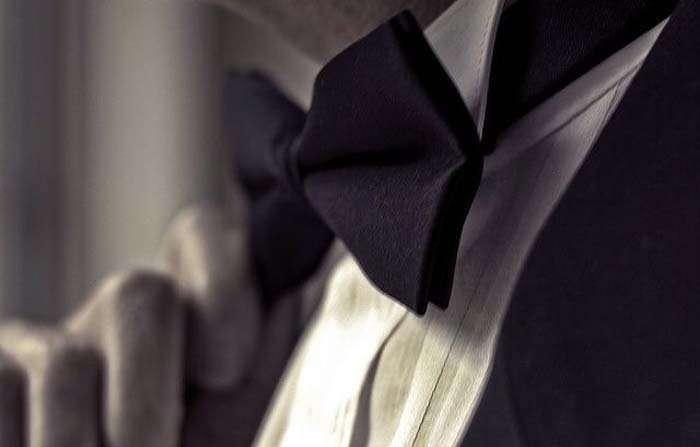 Tuxedo Bow Tie Dog Collar Amazon