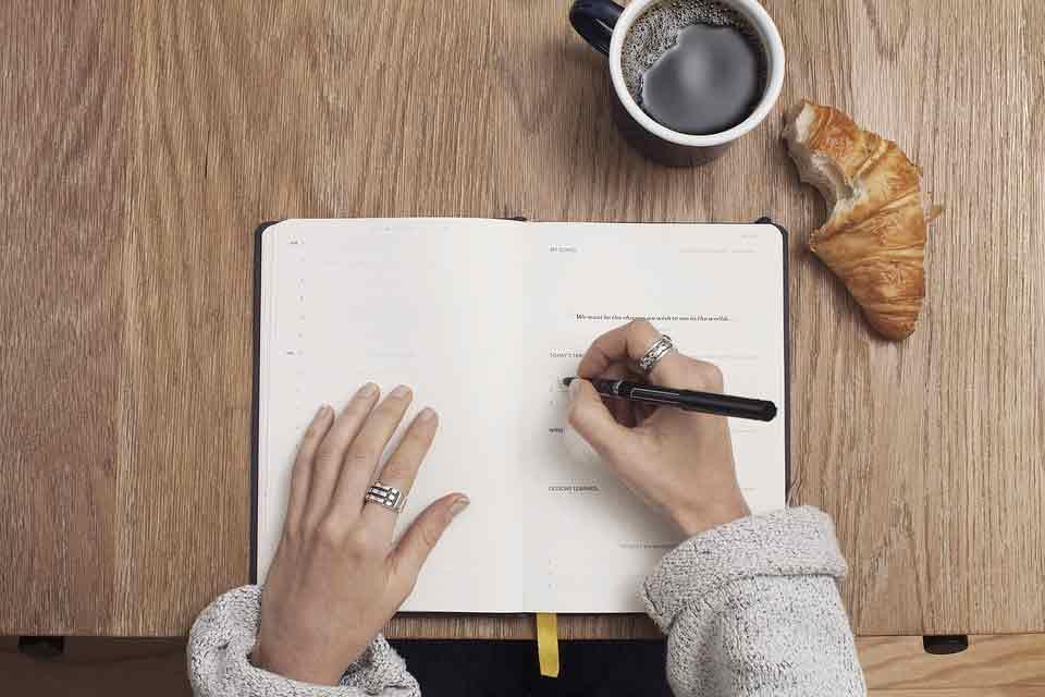 Escribir cartas Correspondencia social