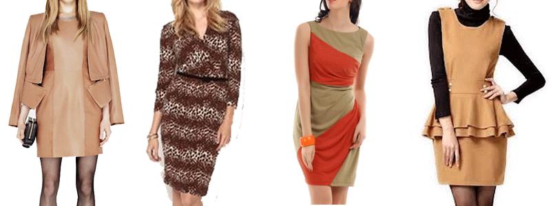 Combinar colores c mo conjuntar las prendas y sus colores protocolo etiqueta - Color tierra claro ...
