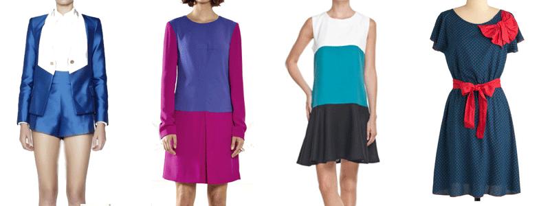 Combinar colores c mo conjuntar las prendas y sus colores - Colores que pegan con el azul ...