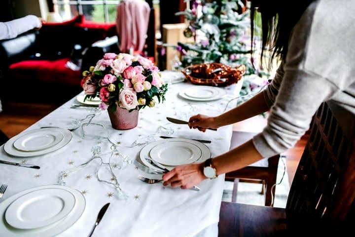 Poner la mesa haz nuestro test for Como colocar los cubiertos en la mesa