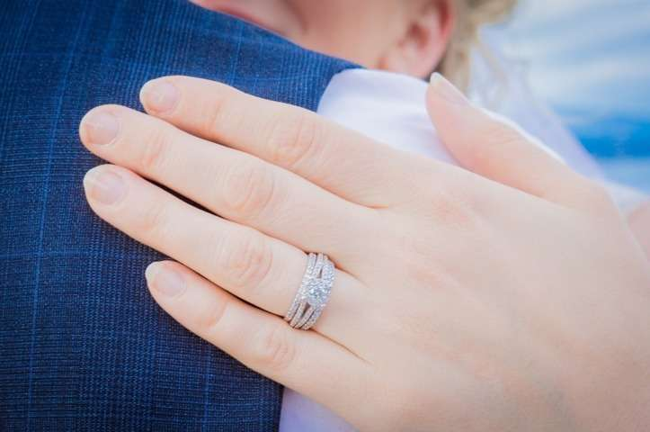 Donde se pone el anillo de compromiso para una mujer