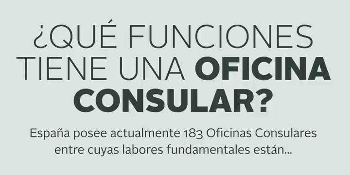 Cu les son las funciones de una oficina consular for Funciones de una oficina wikipedia