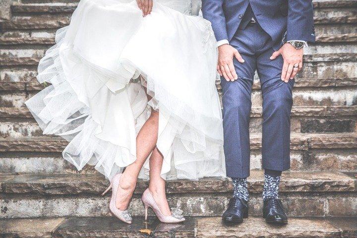 Protocolo vestido boda civil