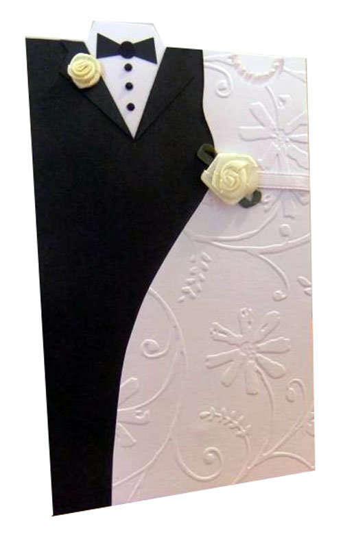 Make A Wedding Gift Card : Como hacer las invitaciones de boda. Que poner. Consejos ...