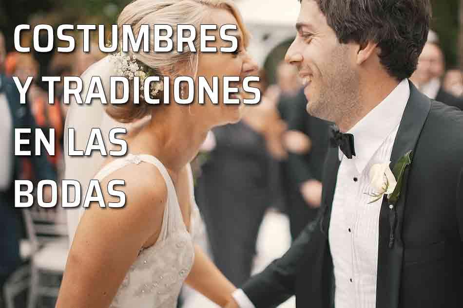 Costumbres y tradiciones en las bodas. Supersticiones y creencias populares