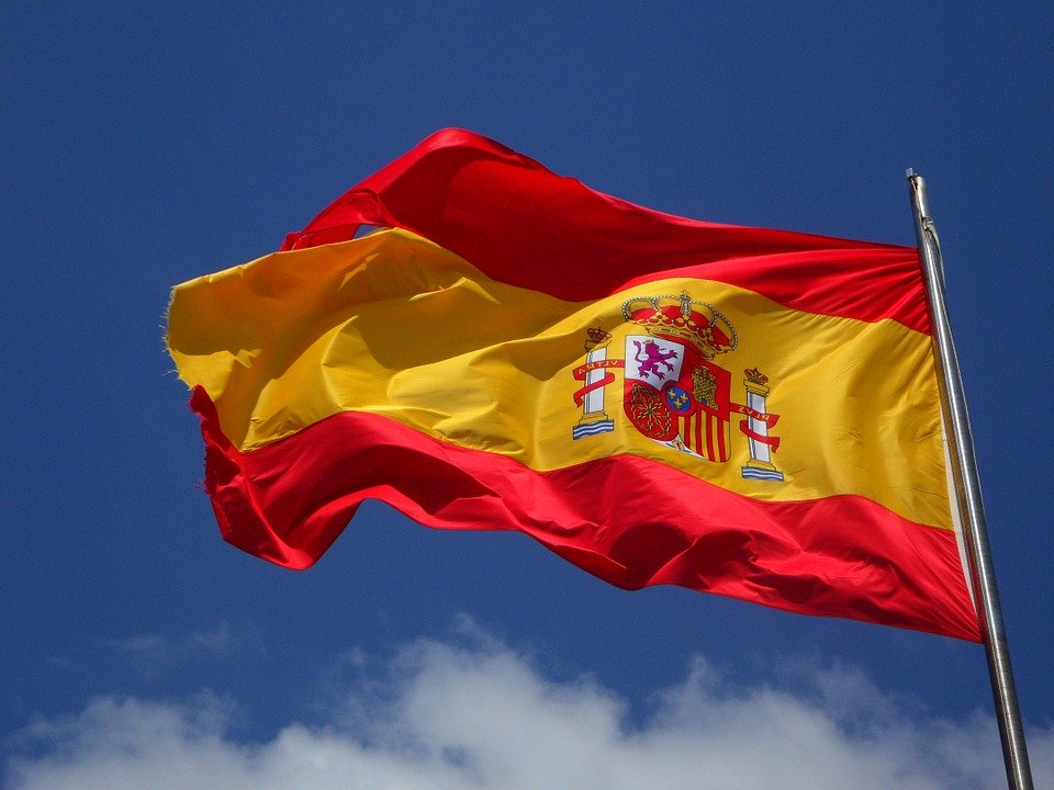 Bandera de España - Spain flag