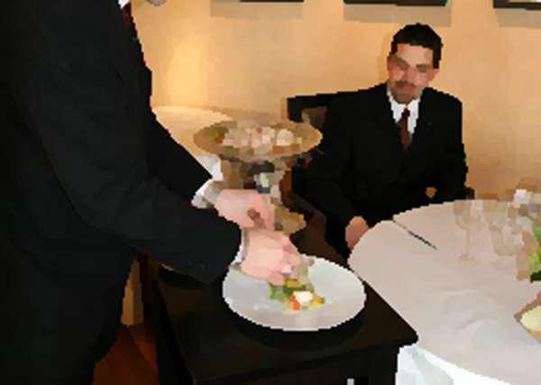 Servicios de mesa a la francesa a la inglesa o a la - Como se sirve en la mesa ...