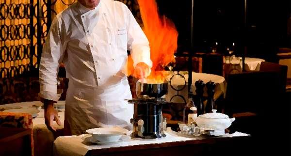 Servicios de mesa a la francesa a la inglesa o a la for Tipos de restaurantes franceses