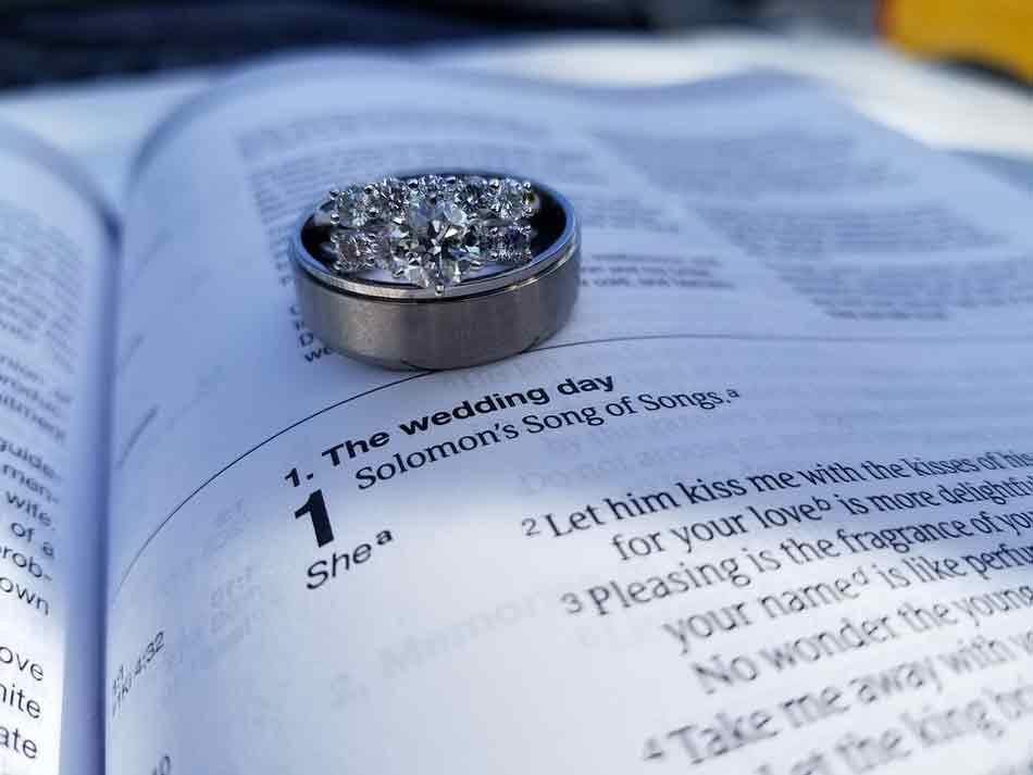 Frases De Matrimonio Catolico : Las promesas que mantienen vivo el amor en cada matrimonio