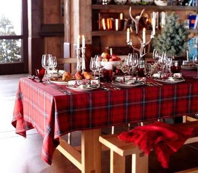 Como preparar la mesa de navidad cmo poner la mesa de - Como preparar la mesa de navidad ...