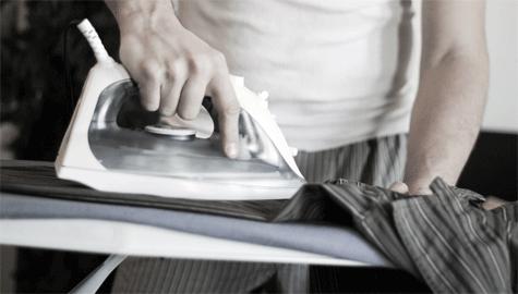 C mo planchar de forma correcta tipos de tejido consejos - Trucos para no planchar ...