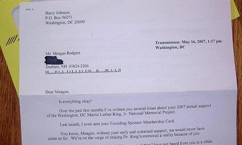 Carta incorporación a un puesto de trabajo.