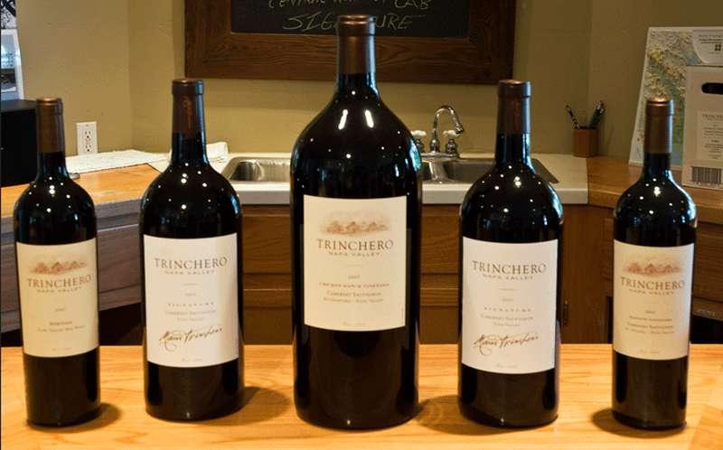 Las Botellas De Vino Sus Nombres Y Tamaños