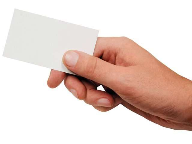 hold mail card