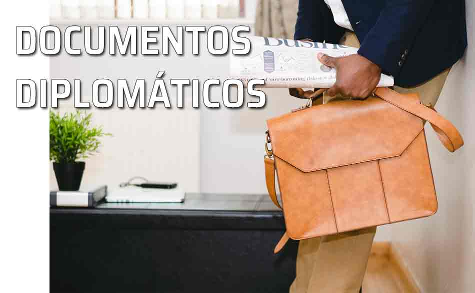 Cartera con documentos. Las reversales