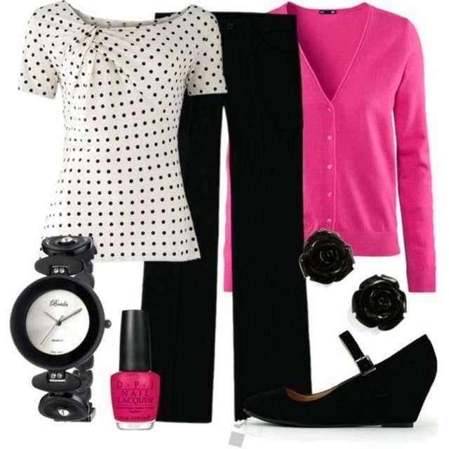be8a2adf3bb Combinar una prenda de color negro