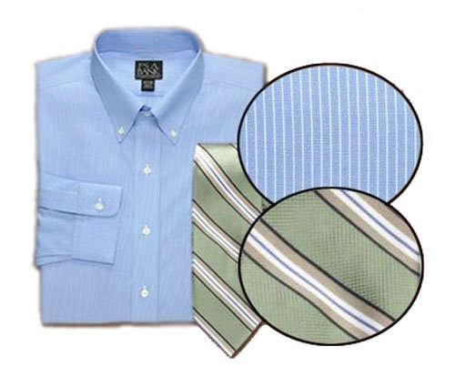f232845ed6 Combinar prendas lisas estampadas rayas cuadros