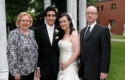 los padrinos de una boda ¿cómo deben vestir?