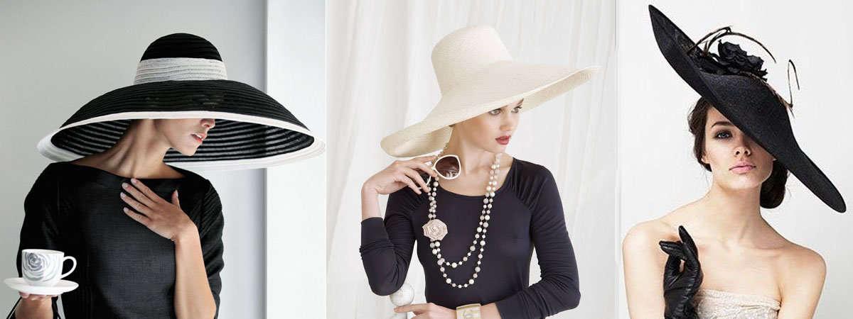 El sombrero de mujer y sus reglas 23d45d933db