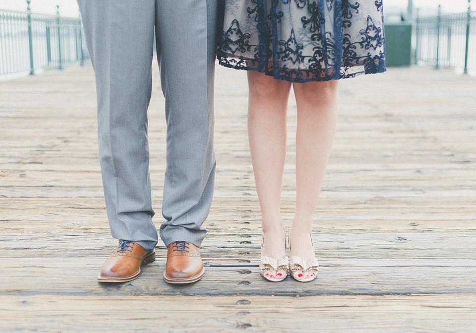 c09e0b84 Zapatos de hombre y zapatos de mujer Cómo ir bien calzado