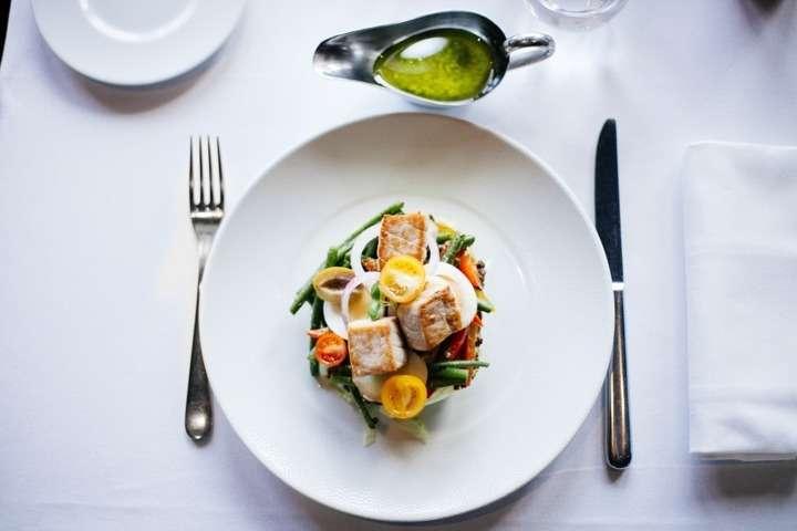 C mo poner la mesa correctamente formal e informal for Elementos de cocina para chef