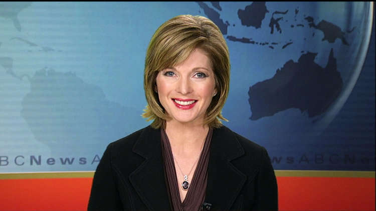 Presentadore ABC News Juanita Phillips