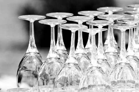 La cristaler a tipos de copas y su colocaci n for Cristaleria copas