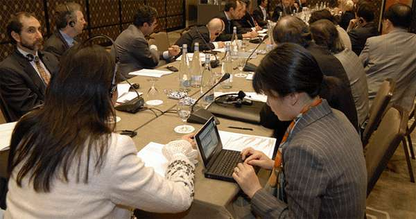 Encuentro de negocios Horasis. 2005 Horasis Global China Business Meeting.