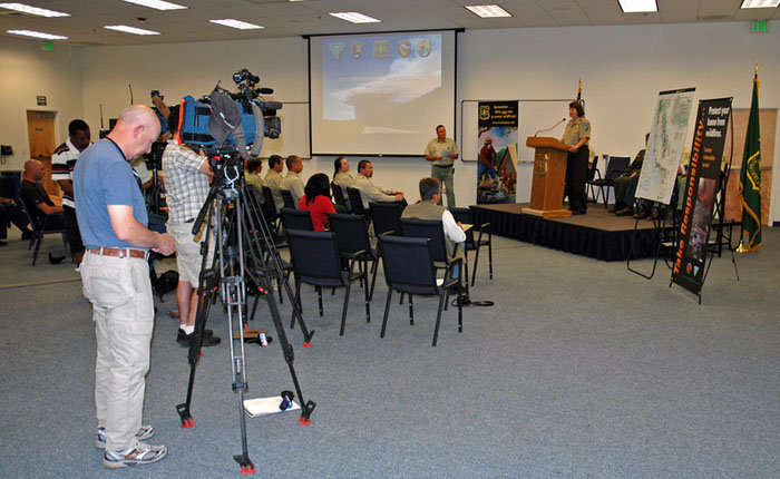 Rueda de prensa: 2010 Interagency Fire Outlook