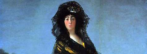 Mantilla Duquesa.